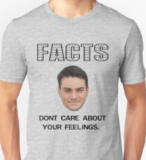 Facts Don't Care About Your Feelings 5 Unisex T-Shirt