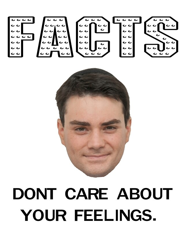 """Facts Don't Care About Your Feelings 5"" Art Prints by ..."
