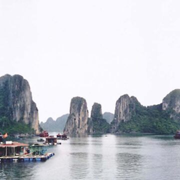 Halong Bay, Vietnam by keenasgolfer