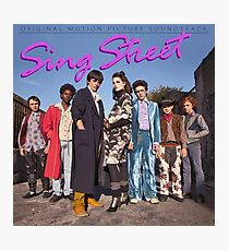 Sing Street Album Cover Photographic Print