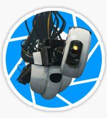 Portal GLaDOS Sticker