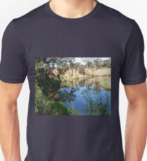 Werribee River, Werribee Unisex T-Shirt