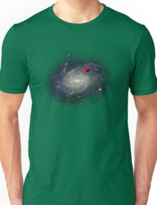 You are here - GPS Unisex T-Shirt
