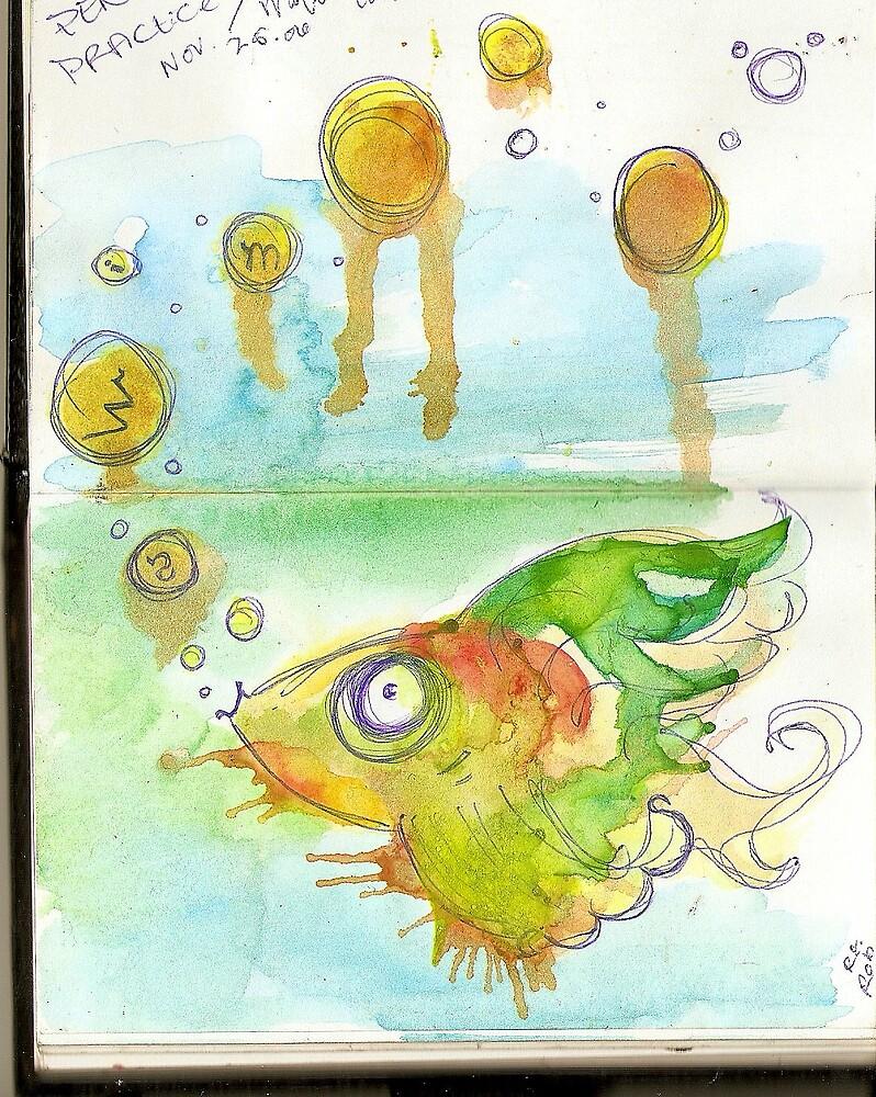 Fish  by quitethekid