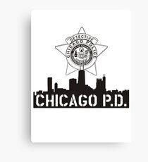 CHICAGO P.D. Best Show On TV Canvas Print