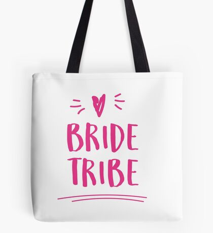 Bride Tribe | Bridal Party Swag Tote Bag