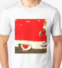Red Car In My Parking Lot Unisex T-Shirt