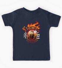 Flameo Instant Noodles! Kids Tee