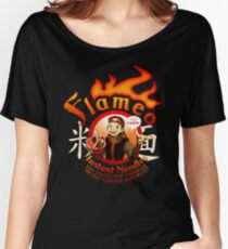 Flameo Instant Noodles! Women's Relaxed Fit T-Shirt