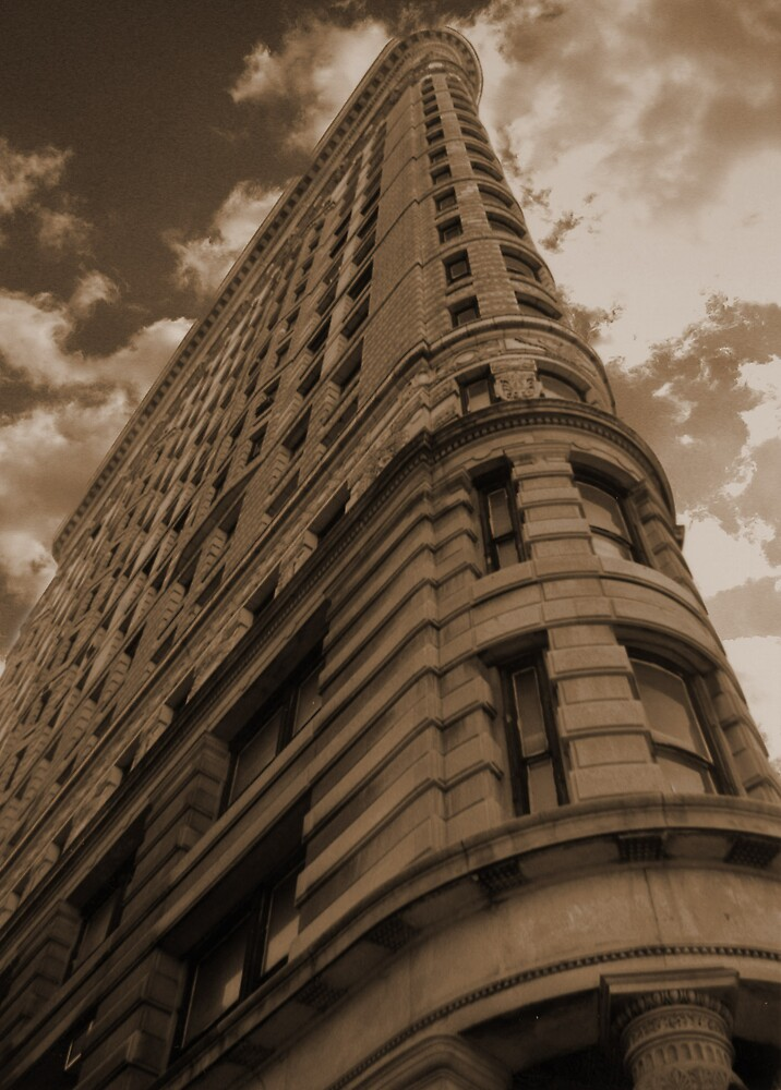 FLATIRON BUILDING by espofotos
