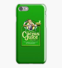 Master Sokka's Cactus Juice iPhone Case/Skin
