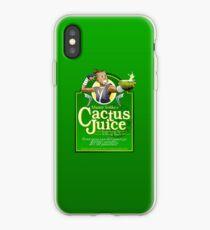 Master Sokka's Cactus Juice iPhone Case