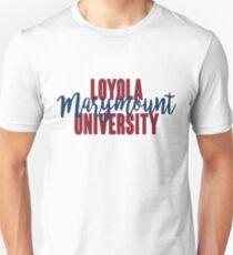 Loyola Marymount University Unisex T-Shirt