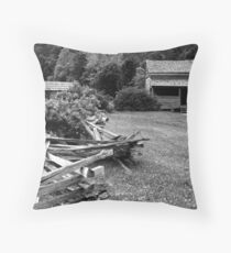 Dan Lawson Place V Throw Pillow