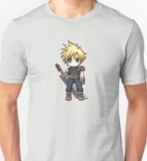 Cloud Strife chibi Unisex T-Shirt