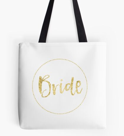Bride | Bridal Swag Tote Bag