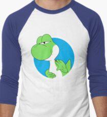 Yoshi BRUH... Men's Baseball ¾ T-Shirt