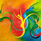 Rhythm Of Life by Sharon Elliott-Thomas