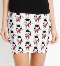 It's a meow life Mini Skirt
