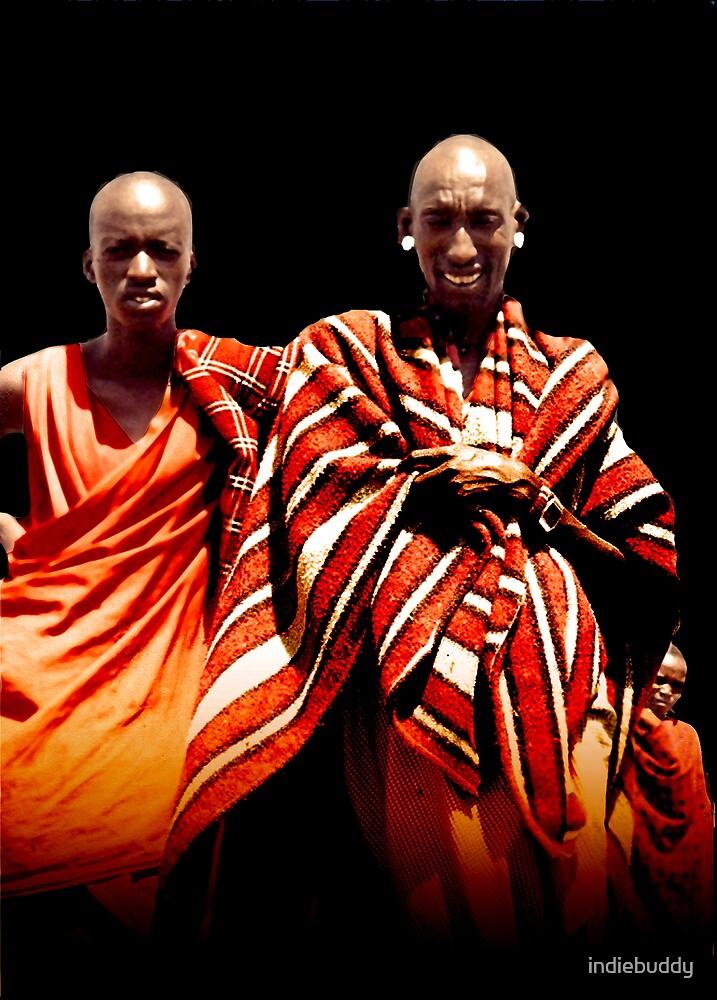 Maasai by indiebuddy