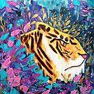 Wild Tiger by fluffymafi