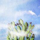 Cactus Heaven by Paula Belle Flores