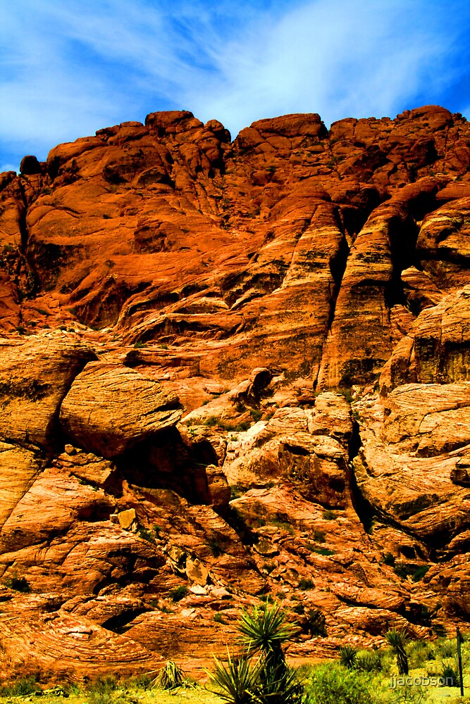 Red Canyon II by jjacobson