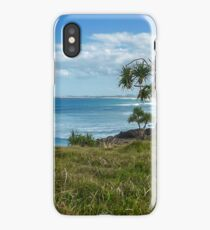 Dreamtime Beach, NSW iPhone Case/Skin