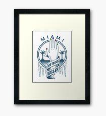 ice truck killer Framed Print
