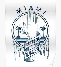 ice truck killer Poster