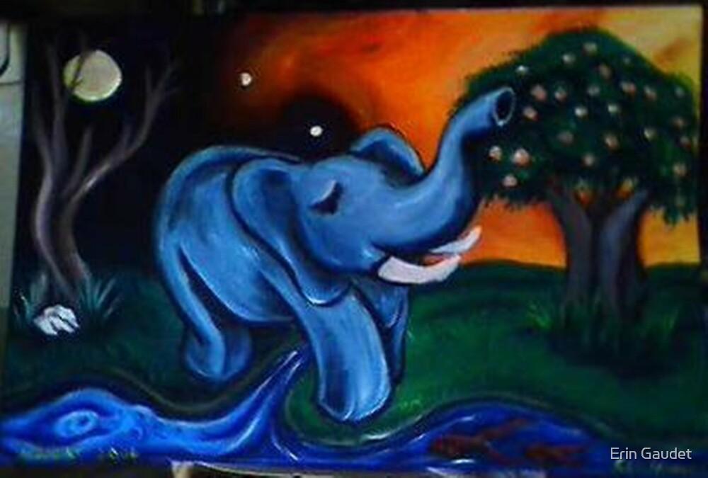 The Elephant by Erin Gaudet