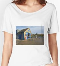 Aidensfield Garage Women's Relaxed Fit T-Shirt