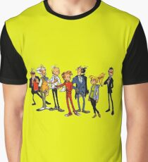spirou and friends Graphic T-Shirt
