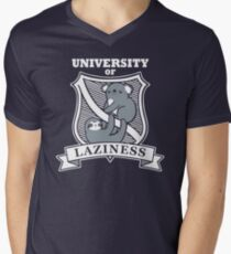 Our University Men's V-Neck T-Shirt