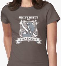 Our University Womens Fitted T-Shirt