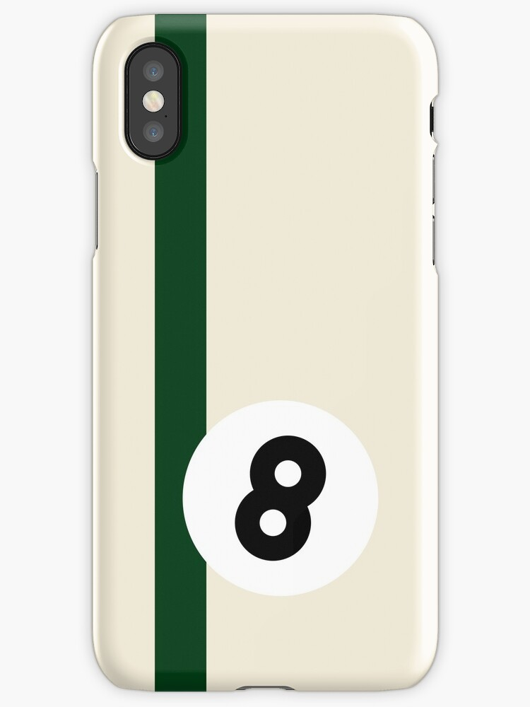 Eight Ball - White by Jimbob's Speed Shop