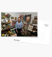 Norman and Billy Postcards