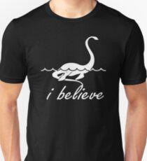 I Believe Loch Ness Monster Unisex T-Shirt