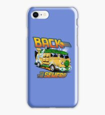 Back to the Sewers iPhone Case/Skin