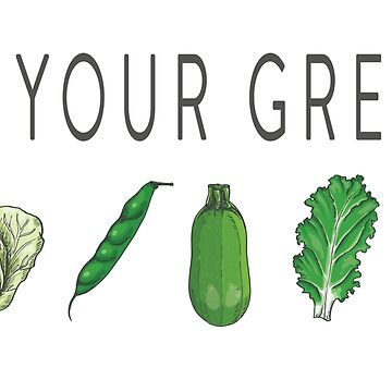 Eat your greens  by Kerris-clothes