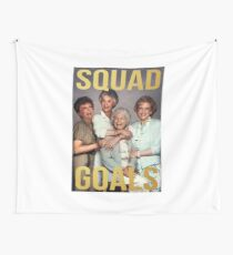 golden girls Wall Tapestry