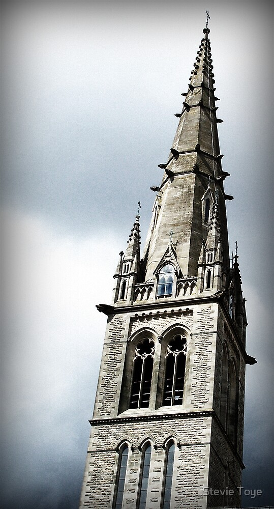 St. Eunan's Cathedral, Donegal, Ireland by Stevie Toye