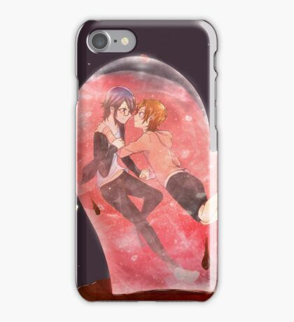 Valentine Sarumi iPhone Case/Skin