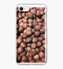 Hazel nuts iPhone Case/Skin