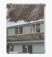 movies The Force joins The Shining - Mount Hood Oregon Cascadia Imperial Walker 2 iPad Case/Skin