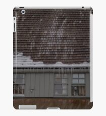 Travel - The Force joins The Shining - Mount Hood Oregon Cascadia Imperial Walker iPad Case/Skin