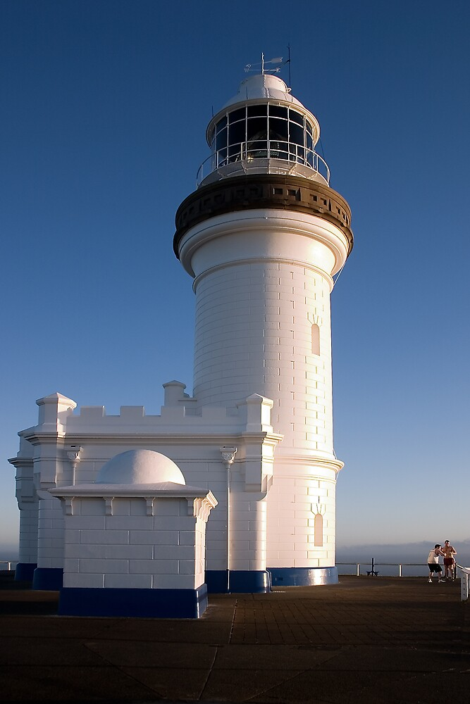 Byron Bay Lighthouse by Marianne