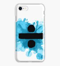 Shed Meeran (divide) iPhone Case/Skin