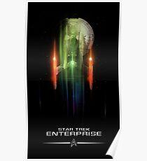 Star Trek Enterprise NX-01 Poster