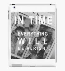 Bill & Ted In Time iPad Case/Skin